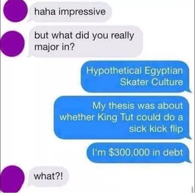 king tut would get all the Egyptian pussy lmao - meme