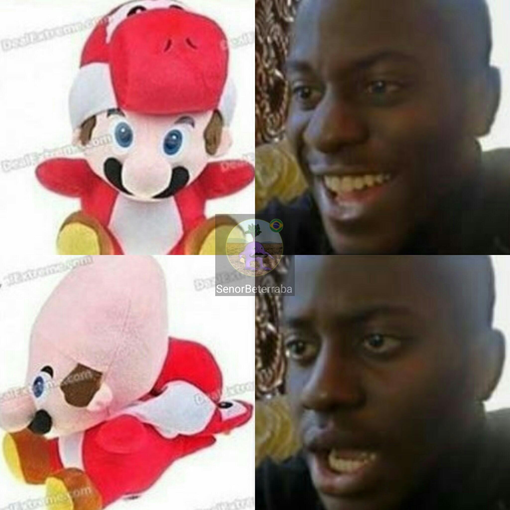 Mario Cearense - meme