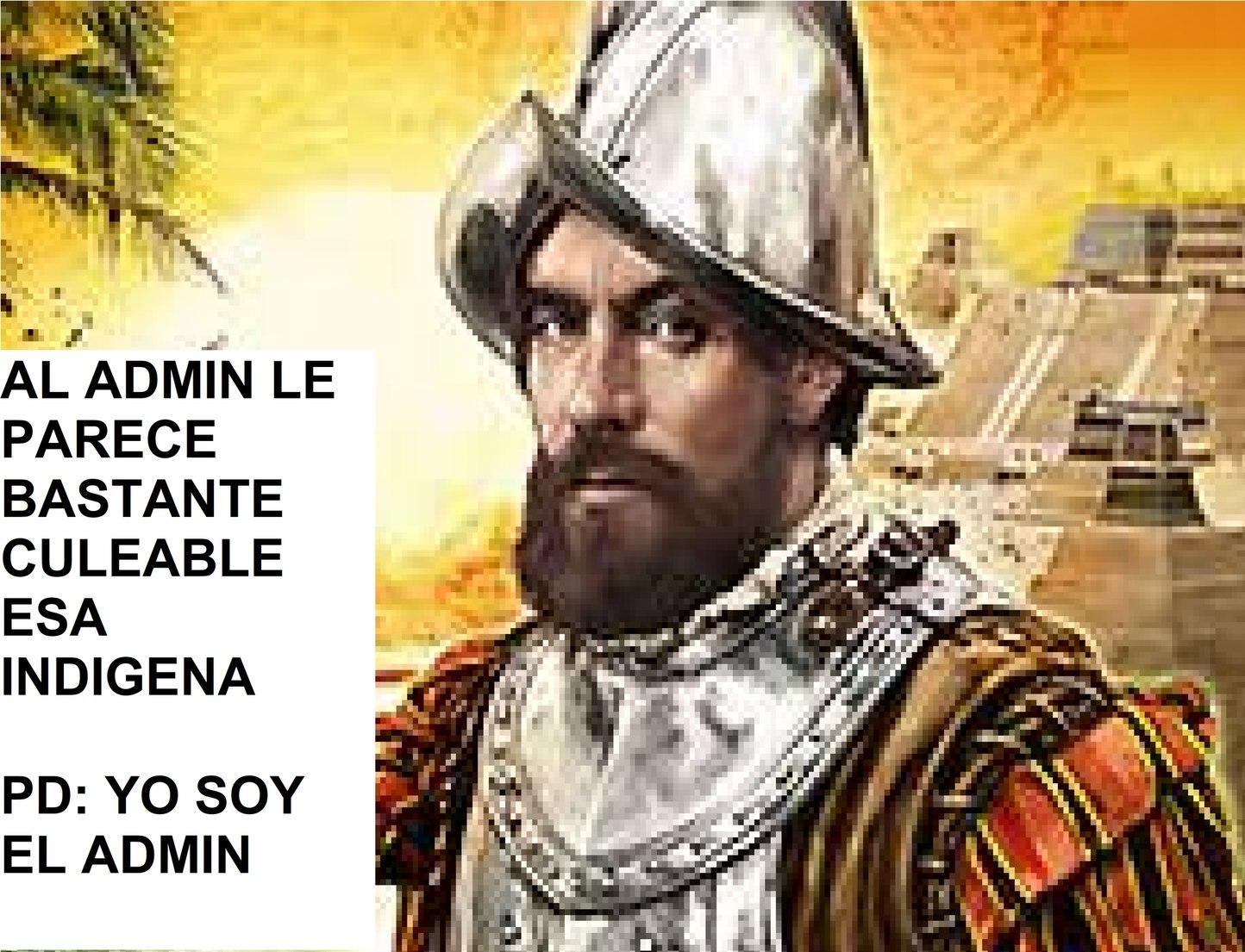 ADMIN ESPAÑOL - meme