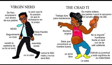 Ya me canse de los memes del nerd