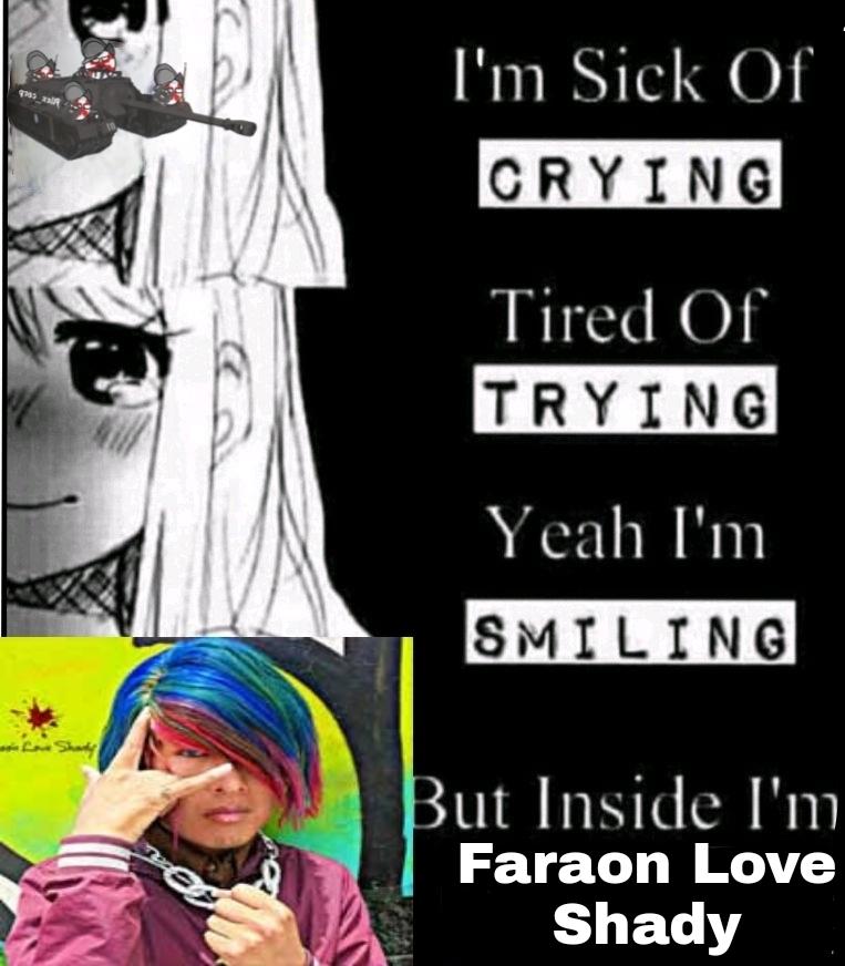 Faraon love shady - meme
