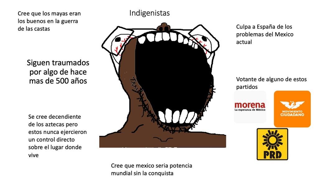 Feliz dia de la hispanidad - meme