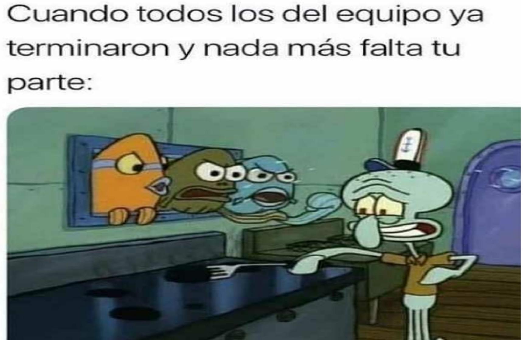 MUCHA PRESION - meme