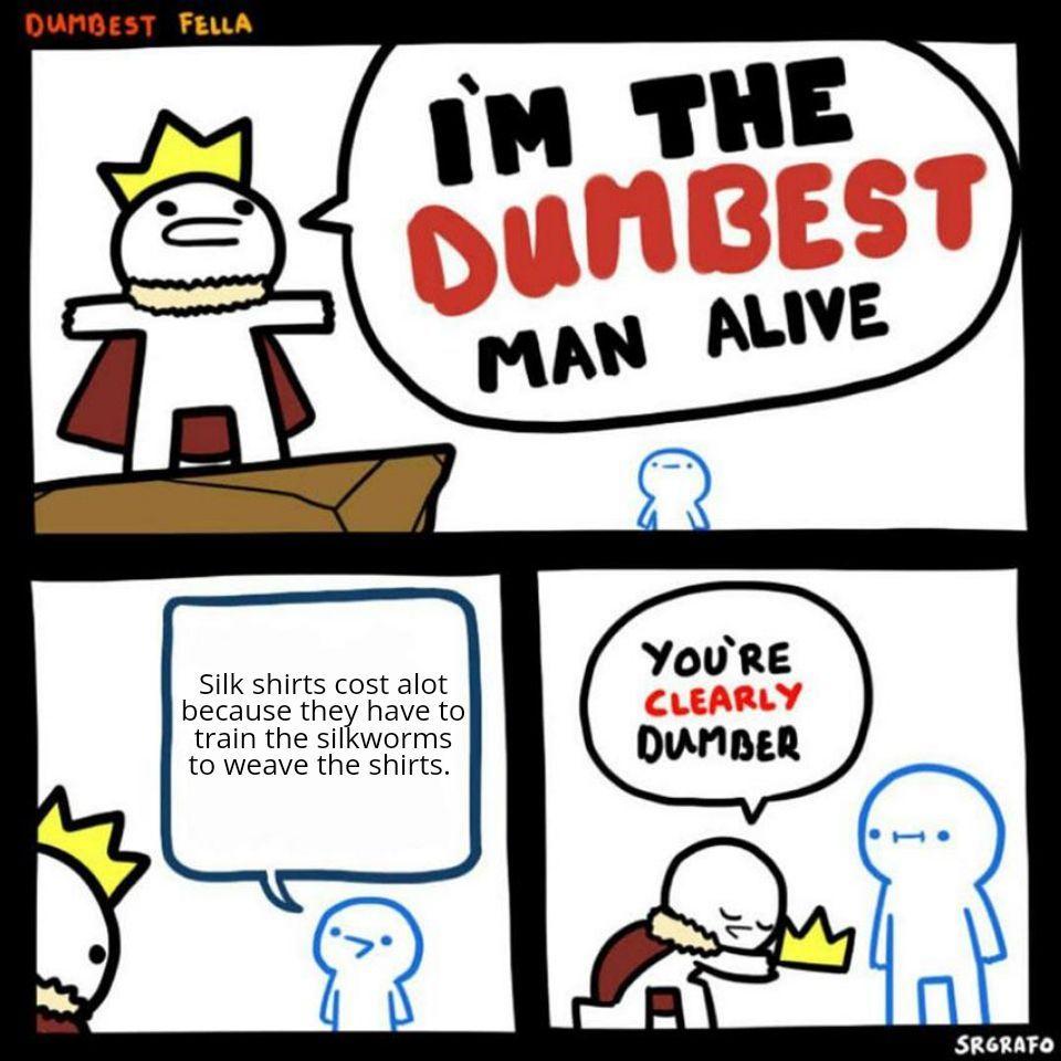 Silkworm - meme