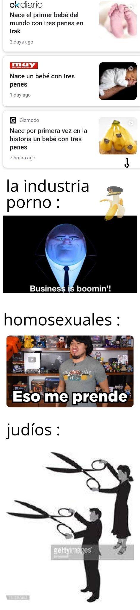 Triple sida - meme