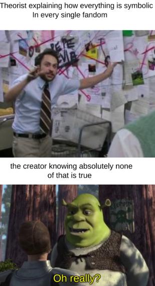 Fandoms - meme