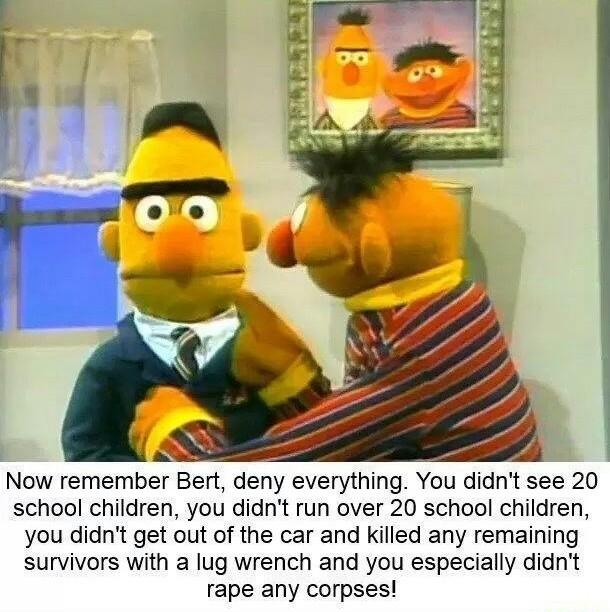 Bert? - meme
