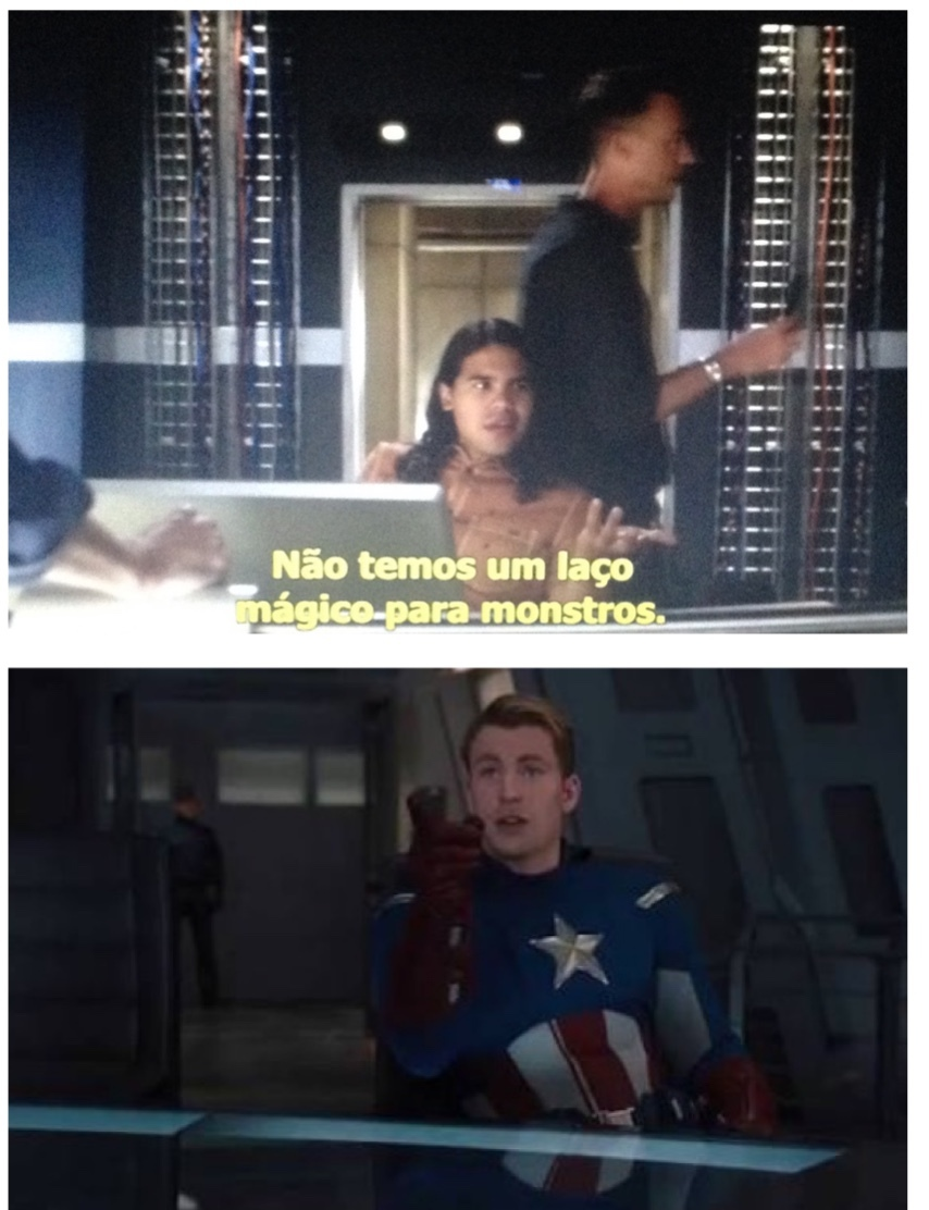 Algm disse wonder woman? - meme