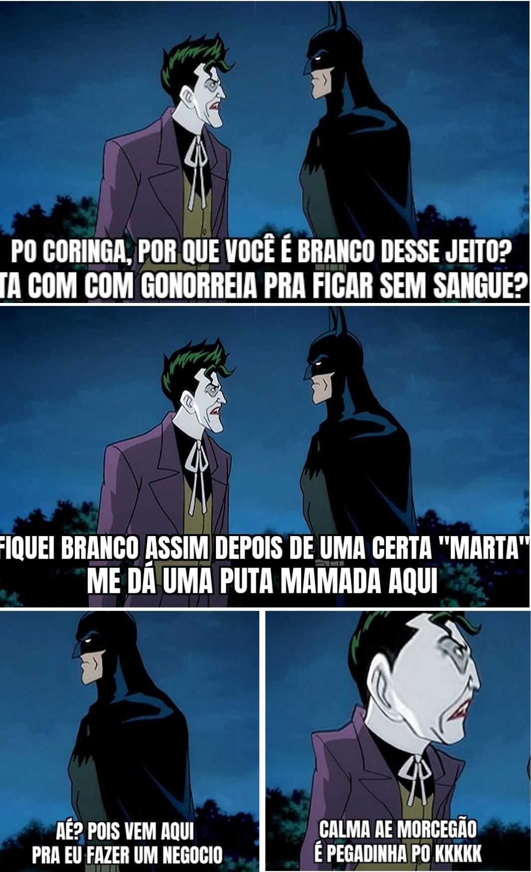 Meme do batman