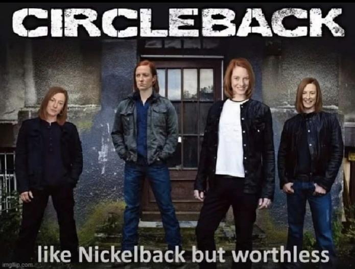 We'll circle back to that - meme