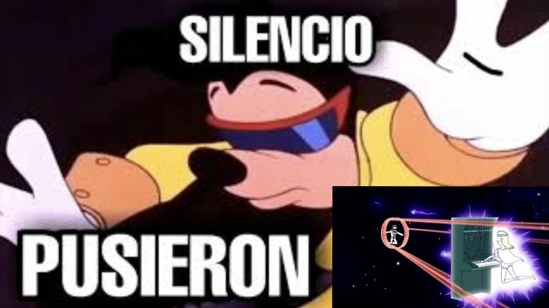 La Canción se llama The Synth Wars, Cartoon Network la Robo - meme