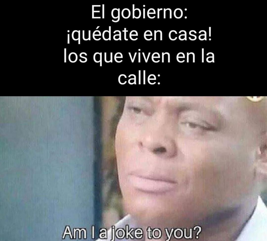 Gobierno - meme
