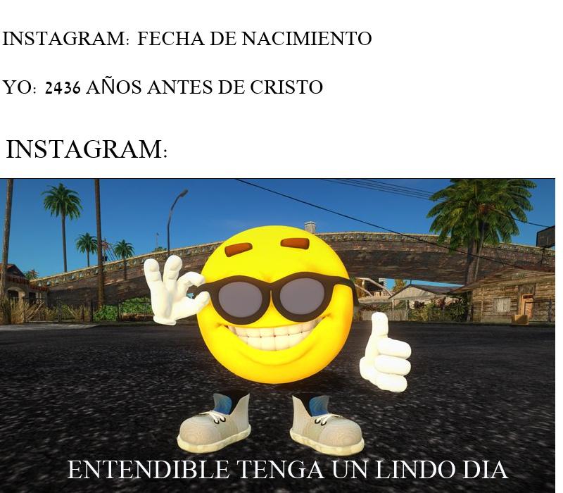 PERDON, PROMETO SE MAS ACTIVO - meme