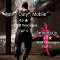 Call of Duty vs Among Us