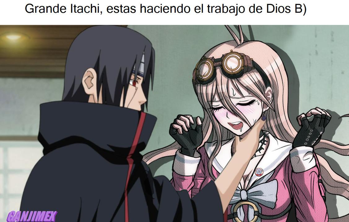Grande el Itachi - meme