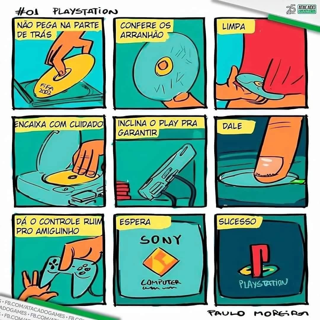 play station - meme