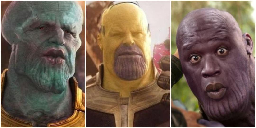 wtf Thanos - meme