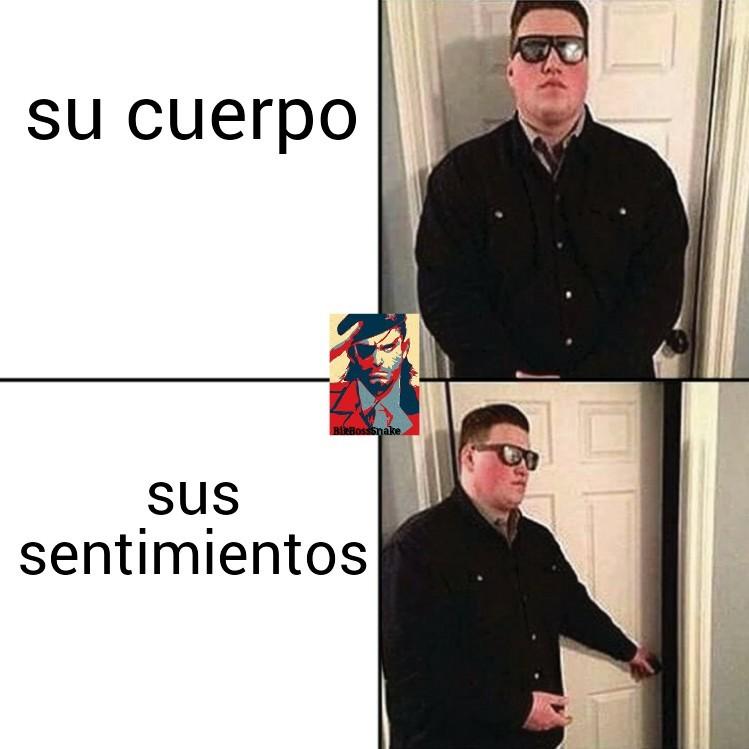 Buenos Sentimientos jaja - meme
