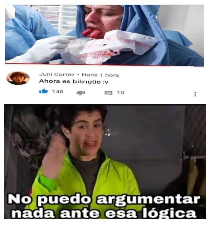 Bilingue - meme