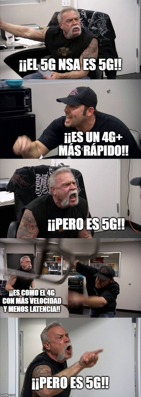¡5G! - meme