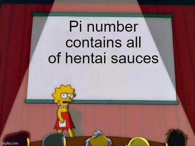 Sauce: Lisa Simpson - meme