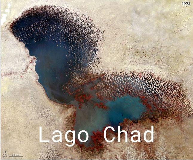 Lago Chad - meme