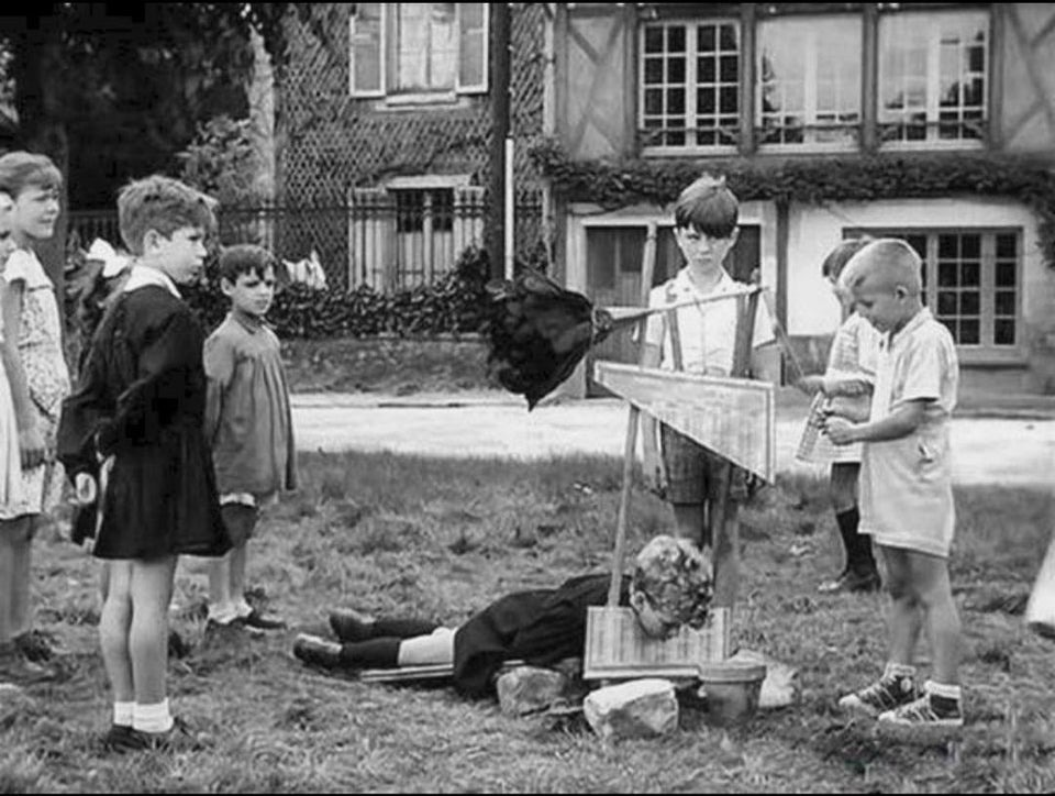 Los niños son franceses :changemymind: - meme