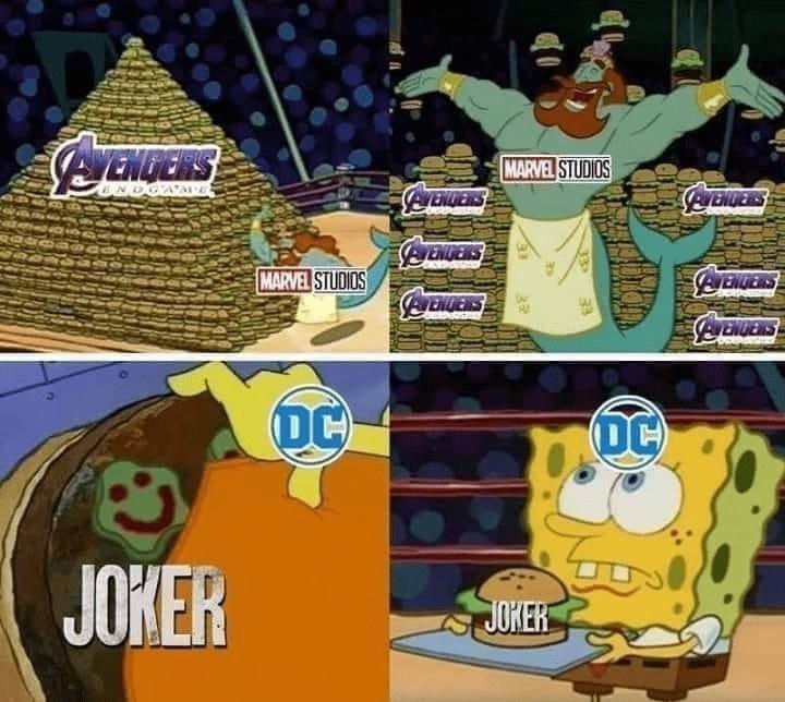 it's okay. you did it well, Joker - meme
