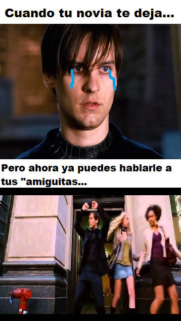 Top Memes De Peter Parker En Espanol Memedroid