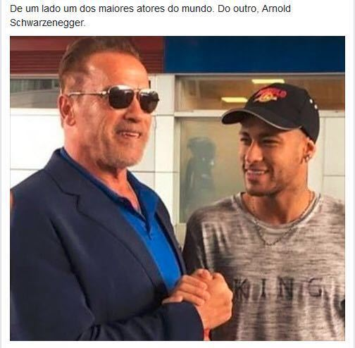 Menino neymar - meme