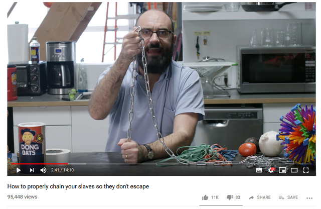thanks vsauce - meme