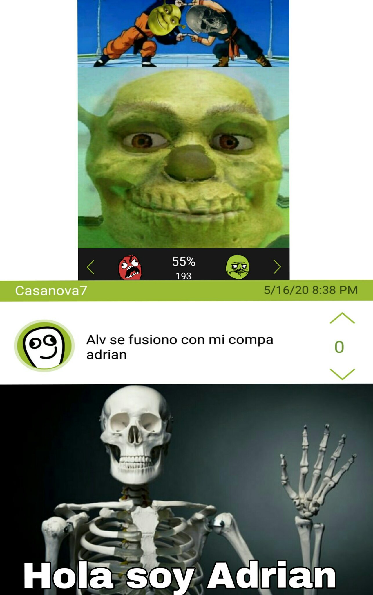 Adrian - meme