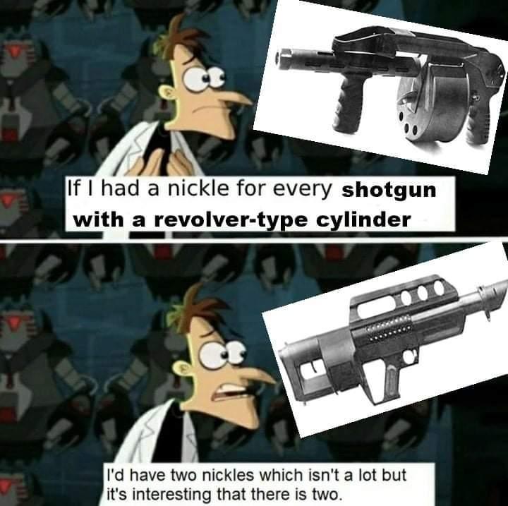 Mmmm. Shotguns. - meme