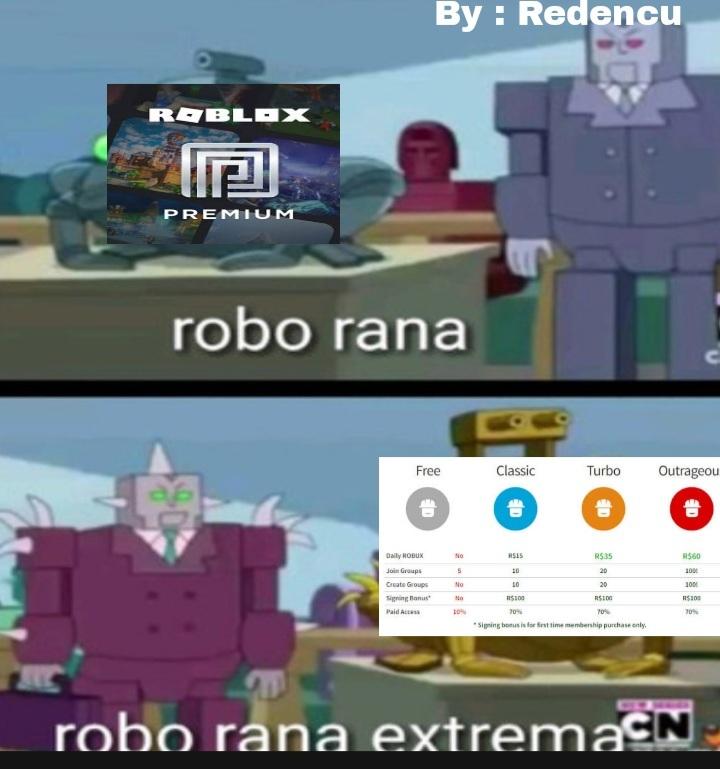 Los que juegan roblox entenderan - meme