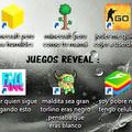 juegos reveal