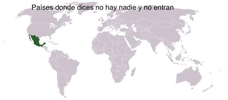 Mi Mexico amado - meme