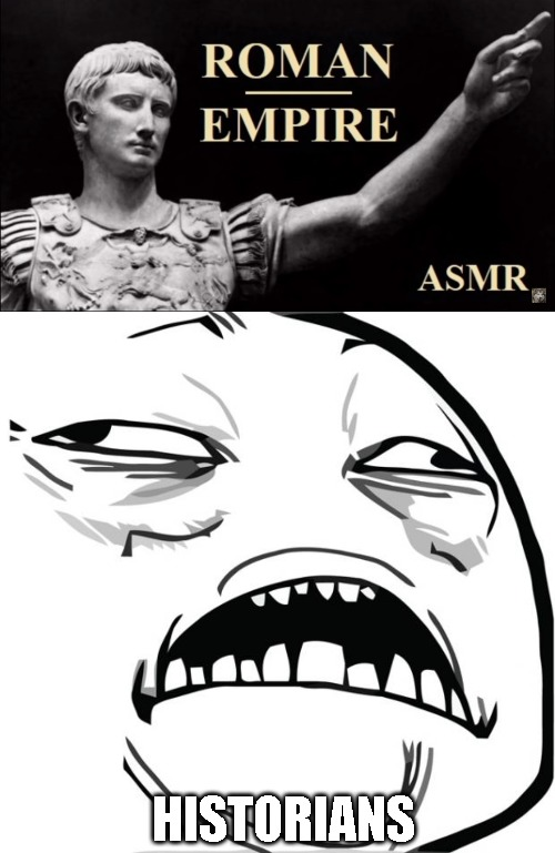 I Finally Find An ASMR I Approve Of - meme