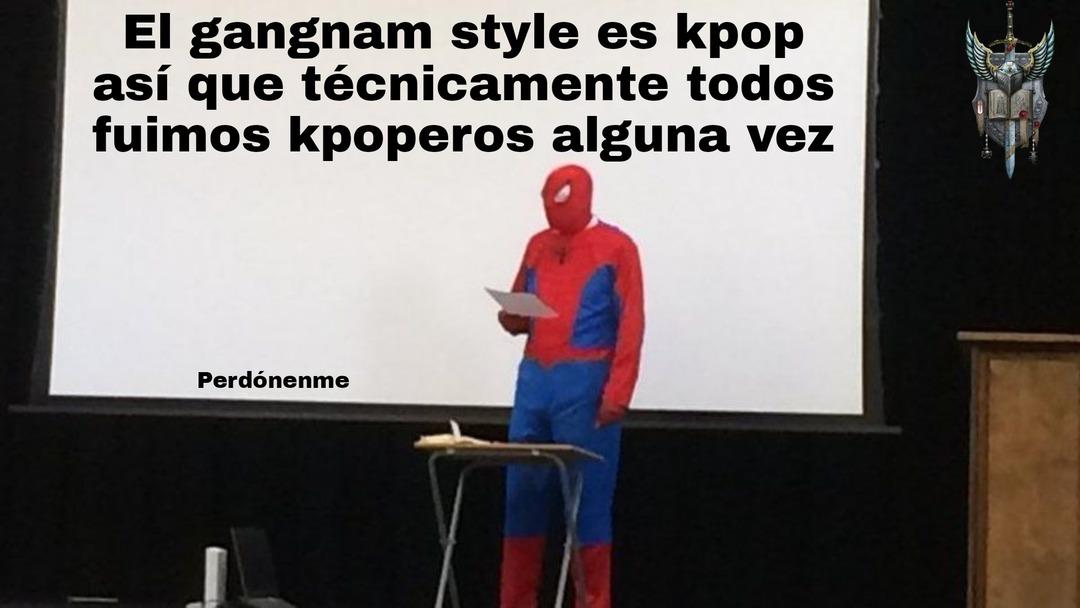 Oppa Gangnam Style - meme