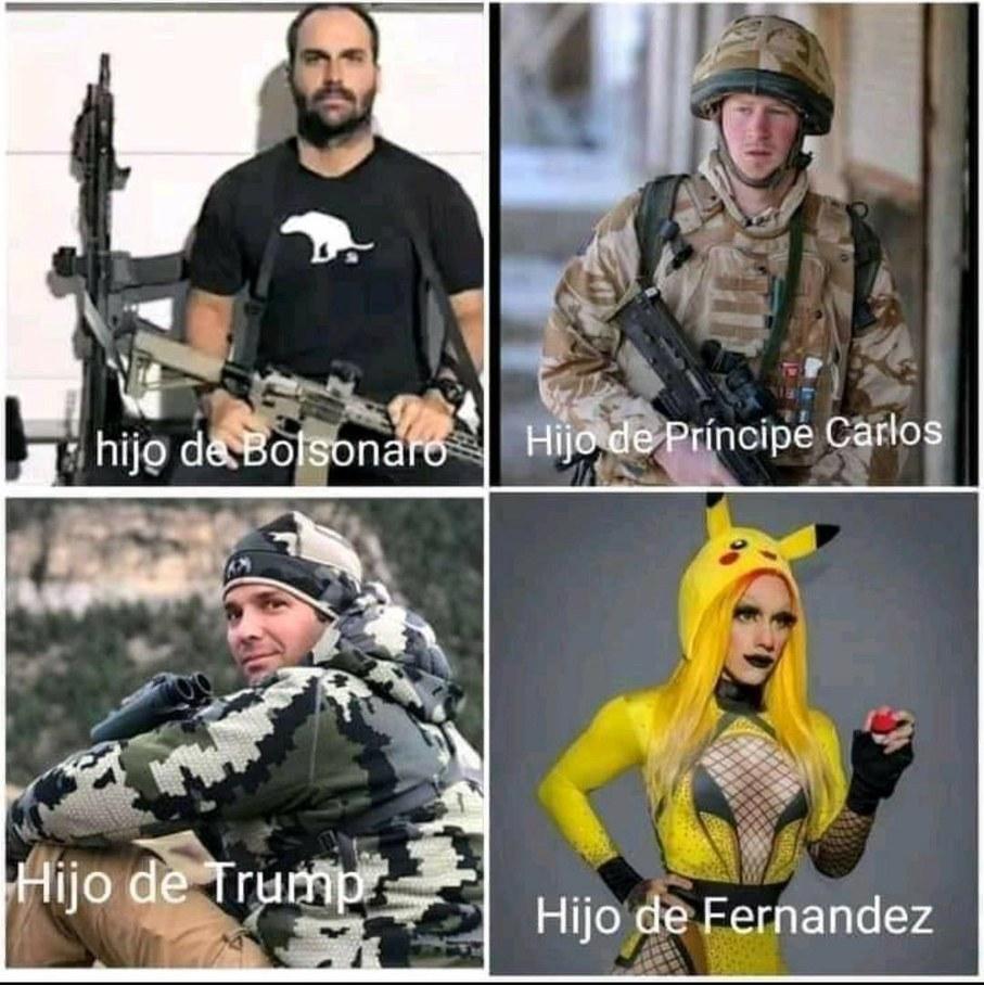 Argentina un meme viviente