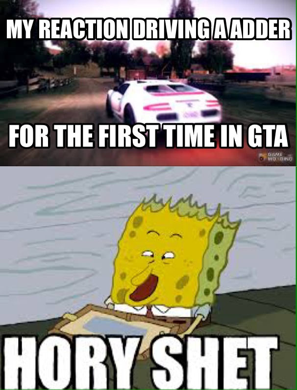 GTA 5 reaction - meme