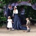 El niño meando en una boda xD