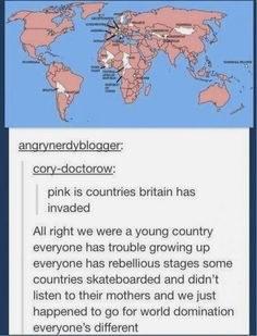 Dammit Britain. - meme