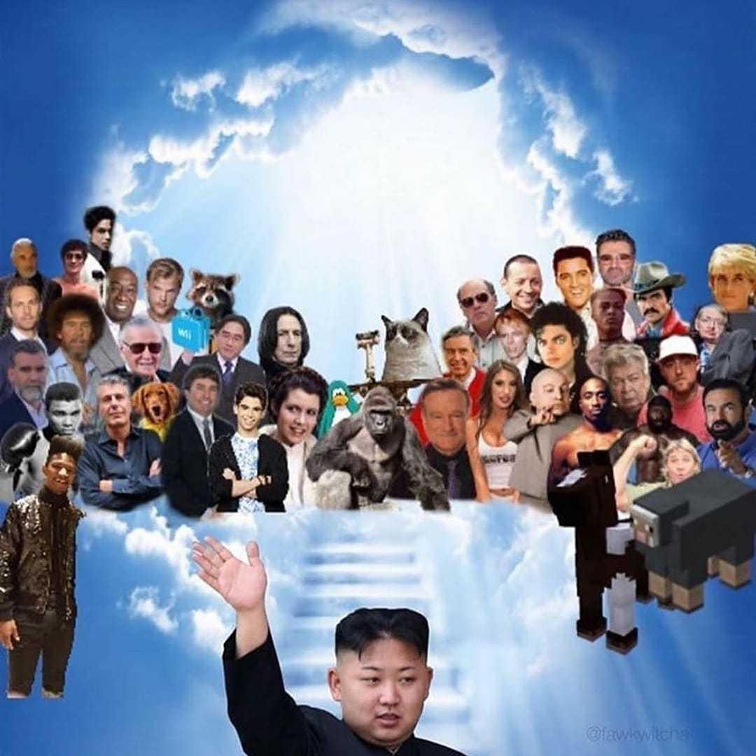 Bye kim - meme