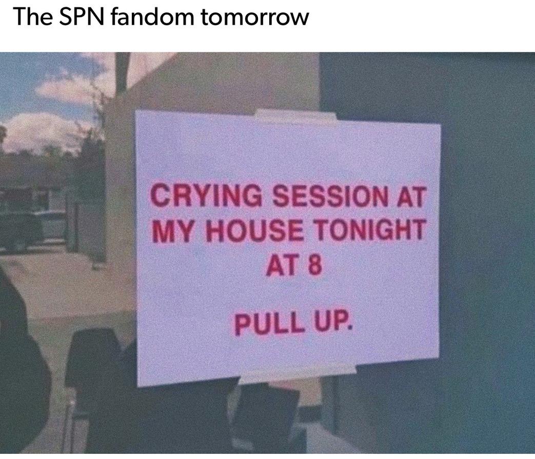 spn - meme
