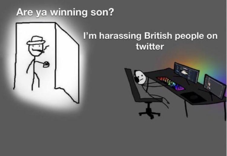 Brit - meme