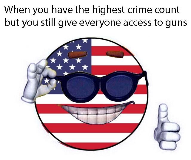 U.S.A - meme
