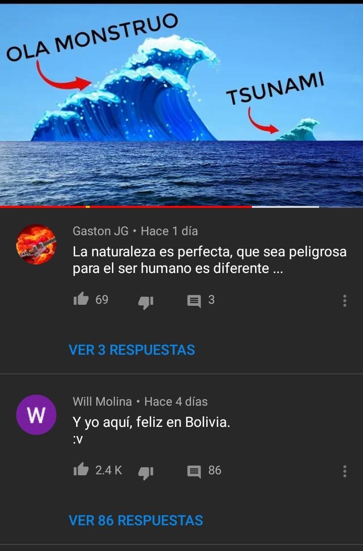 Boliviano - meme