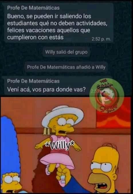 Willy - meme