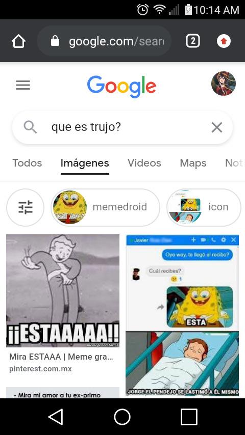 Chale me humillo - meme