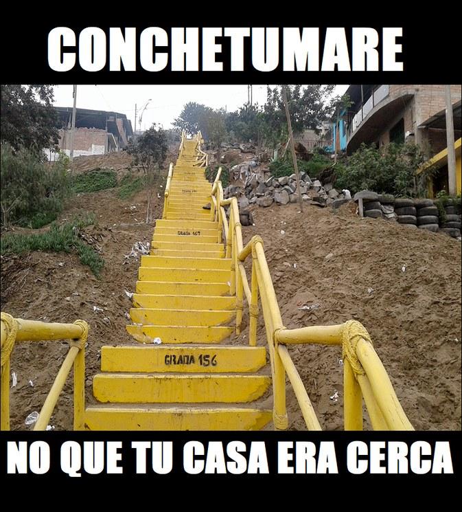 CONCHATUMARE - meme